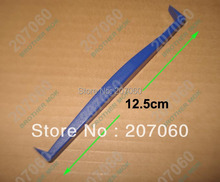 Buy 12.5 cm Pry Tool Blue Plastic Crowbar Hamate Bend Double Head Prying Open Shell Tools iPad Tablet PC Repair 1000pcs/lot for $150.54 in AliExpress store