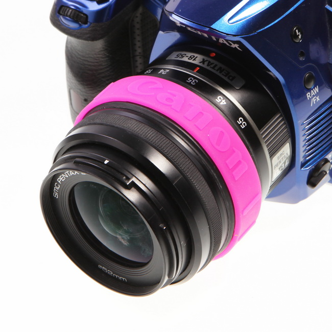 Photography Lens Bracelets Wristbands Lens Band Stop Zoom Creep Colorful silicone for Canon 49mm 52mm 58mm 62mm 67mm 72mm 77mm  (14)