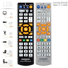 Universal Smart Remote Control Permanent Setting UP Memory Learning Remote Controller For TV SAT DVD CBL CD One Key To learn(China)