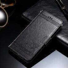 Luxury vintage Flip leather cover ZTE Nubia N3 V18 Z18 Mini case coque retro flower cases ZTE Blade A530 V9 Vita