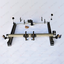 MT-1290 Double Head 1200mm*900mm Co2 Laser Machine Spare Parts , CO2 Laser Equipment Parts