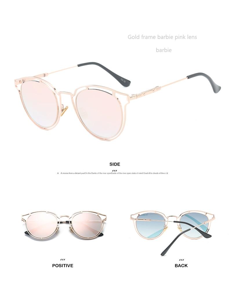 Sunglasses Men Round Sunglasses Women Oculos Redondo Ladies Sunglasses Women Unisex Sunglasses Women Brand Designer 2018 Eyewear