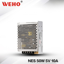 (NES-50-5) NES series led power supply manufacturer 50W 5V industrial switching power supply