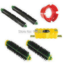 For iRobot Roomba 500 Series Accessory Kit - Includes: Battery 2 Beater Brush 2 Bristle Brush A Bristle Brush Cleaning Tool