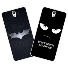 Buy lenovo vibe s1 Case,Silicon Black bats cartoon Painting Soft TPU Back Cover lenovo vibe s1 Phone protect cases shell for $1.49 in AliExpress store