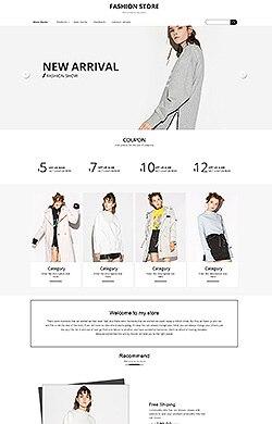 MASS设计★欧美风 时尚女装 服饰箱包鞋包 3色风格
