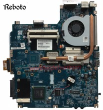 Classy Motherboard For Dell Vostro 1510 Laptop Chipset GM965 P/N JAL30 LA-4121P DDR2 Fully Tested(China)