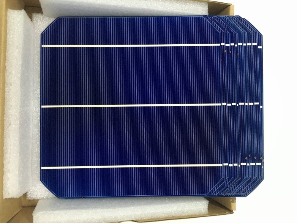 Buy 6*6 Monocrystalline Solar cells for solar panel(China (Mainland))