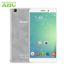 WCDMA 3G BLUBOO Maya Smartphone 1280*720 5.5'' 2GB+16GB Android 6.0 MTK6580A Quad Core 3000mAh 8MP+13MP Dual SIM Cellphone(China)