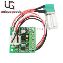 Ship from USA 1.8v 3v 5v 6v 7.2v 12v 2A 30W DC Motor Speed Control PWM Adjustable Driver Switch