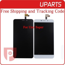 High Quality 5.5'' For Umi Super LCD Display Touch Screen Glass Digitizer Assembly Replacement Free Shipping + Tracking Code