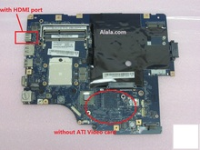 NAWE6 LA-5754P REV : 2.0 LAPTOP MOTHERBOARD FOR LENOVO G565 NTOEBOOK PC WITH HDMI port (Also Fit for Z565)