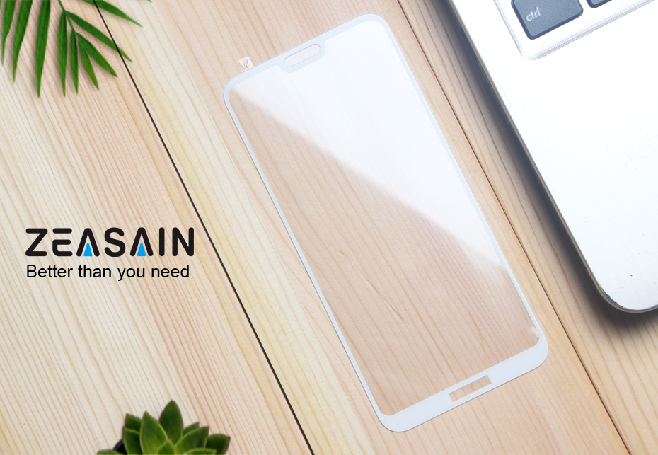 Original ZEASAIN Full Cover Tempered Glass for Huawei P20 Lite P20Lite Huaweip20 Lite Screen Protector 9H 2.5D Safety Glass Film (7)