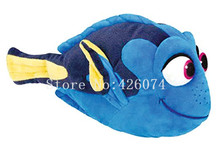 New Finding Nemo Dory Fish Plush Kids Stuffed Animals Toys for Children Gifts 25CM/50CM(China)