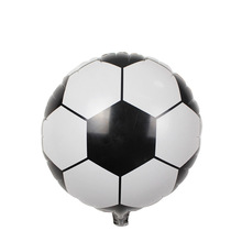 New 18 Inch Football Shape Balloons Children's Toys  Wedding Party Decoration Balloons for Baby Gift