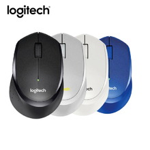 Logitech M330 Wireless Mouse Gaming Computer Genuine Optical Mute Mice Usb Receiver Gamer Mause Laptop PC Upgraded Version New