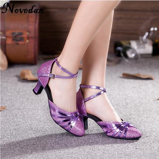 DB24225 closed toe latin salsa dance shoes-10_
