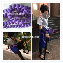 Naruto Sasuke Uchiha Cosplay Costume custom  Any size
