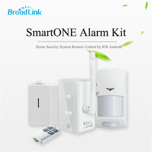 Buy Broadlink S1C Kit Smart Home Automation System Security Alarm Detector SmartOne Door Sensor Remote Control Via IOS Android for $46.79 in AliExpress store
