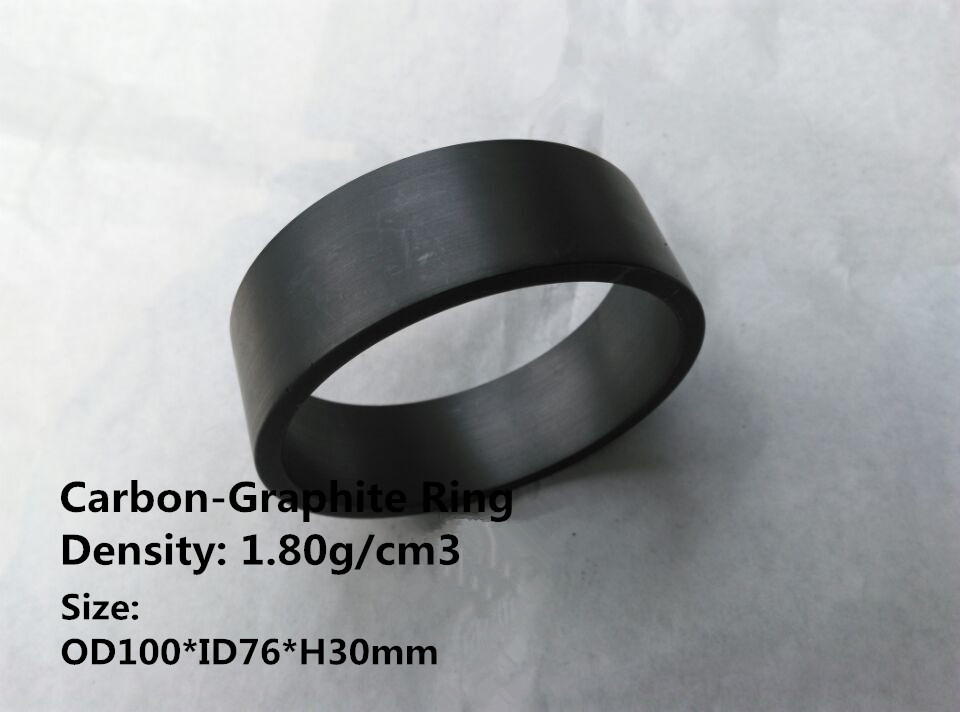 Graphite Ring GR10030  ,   Graphite sleeve for Degassing in Molten Aluminum<br>