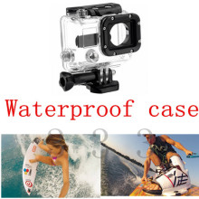 Gopro Camera  Accessories Under Water Waterproof Case For Gopro Hero 3 Mount Surfboard,Kayak,A-peak Surfboard, Boat Deck