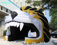 Giant 5m Inflatable Sport Archway Inflatable Lion Entrance
