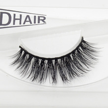 Visofree Mink Lashes 3D Lashes Long Lasting Lashes Natural & Lightweight Mink Eyelashes 1 pair SS204