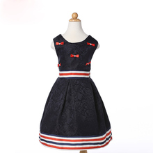 baby dresses on sale Medium length princess girl dress for girls kids 6 7 8 9 10 years children nightgown summer fashion NQ185(China)