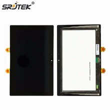 For Microsoft Surface RT RT1 RT 1 New Full Digitizer Touch Screen Glass Panel Lens +LCD Display Panel Screen Monitor Assembly(China)