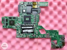 714WC 0714WC DAGM6CMB8D0 Laptop Motherboard for Dell XPS L502X Main board HM67 w/ NVIDIA GeForce GT 540M 2gb Working Tested