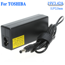 19V3.42A Universal laptop charger adapter supply power adapter for asus Toshiba BenQ Lenovo Fujitsu computer accessories(China)