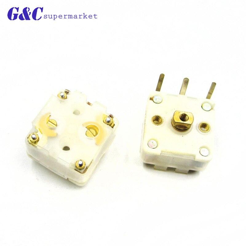 2X 223F estilo dual 20pF condensador variable para radio FM
