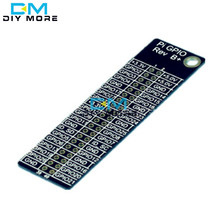 Free Shipping GPIO Ref Double Side Board Compatible Raspberry Pi Type 3 / B+ / 2 Model B