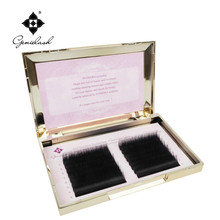 16 lines 0.07/0.10 3D-6D Volume False Eyelash Extension Mixed Lengths in One Strip Fancy Packing(China)