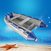 Popular rubber inflatable boat with cheap boat motors