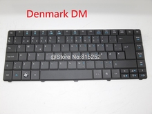 Laptop Keyboard For Acer TM8371 8371G TM8471 8471G TM8341 English US Arabia AR Thailand TI Denmark DM Nordic NE 9Z.N3L82.00A New(China)