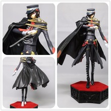 Anime Code Geass Code Black  LELOUCH LAMPEROUGE 1st Live Encore! Ver PVC Action Figure Resin Collection Model Toy Doll Gifts