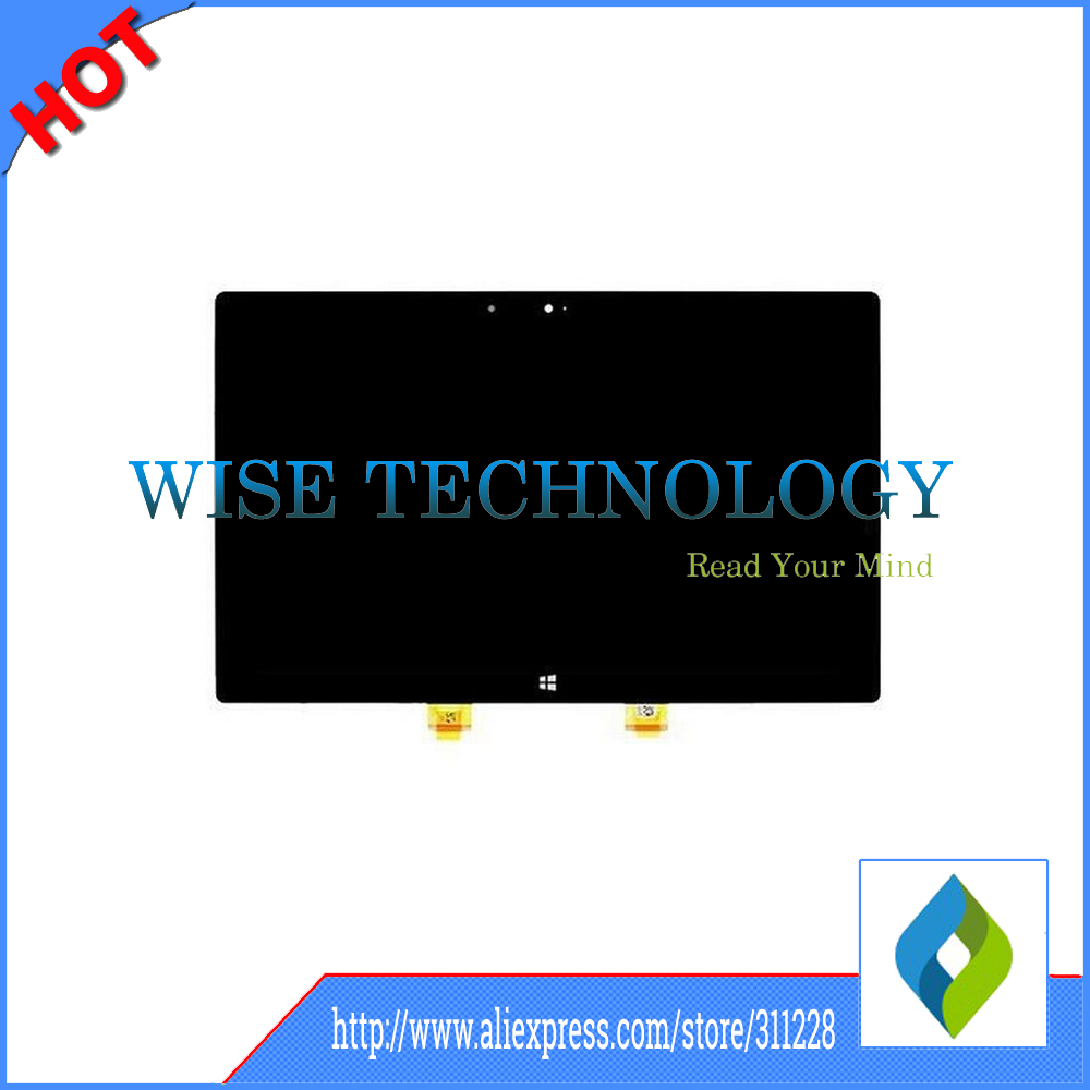 100% good quality For Microsoft Surface PRO 2 1601 LTL106HL01-001 Touch Panel Digitizer LCD Screen Display Assembly<br>