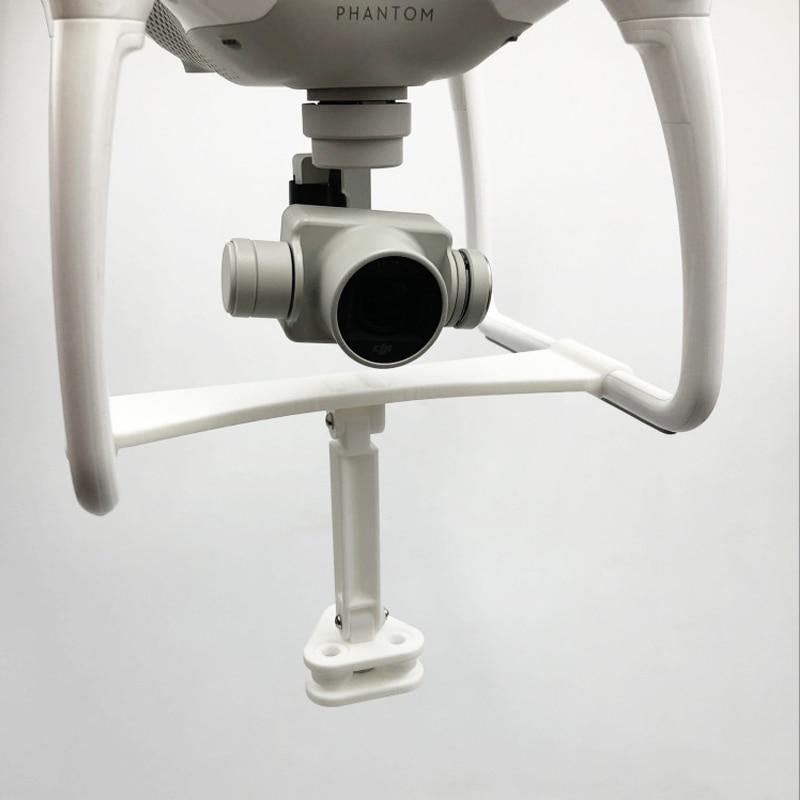 1//4 inch Hole Camera Mount Bracket Support Holder for DJI Phantom 4 Pro//Adv