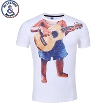 Mr.1991INC Brand Clothing Fashion 3D Printed T-shirt Men Women Cartoon Funny T Shirt Homme Summer Short Sleeve White T-Shirts