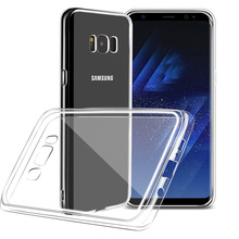 Transparent Clear Case For samsung Galaxy A3 A5 A7 J3 J5 J7 2015 2016 2017 Prime S6 S7 S8 Plus Soft TPU Silicone Cases Shell