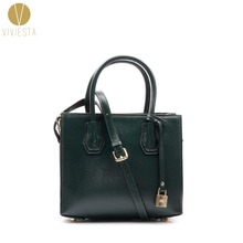GENUINE LEATHER TOP HANDLE MINI TOTE BAG - Women's 2017 High Quality Fashion Famous Brand Satchel Crossbody Shoulder Bag Handbag