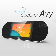 "Zettaly AVY 407 WiFi Bluetooth 4.0 Speaker Android 4.4 Quad-core Audio Player 7""Touchscreen Smart Sound Box 1GB 8GB Tablet PC"