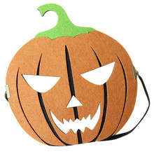 New Arrival Halloween Pumpkin Mask Lady Sexy Elegant Halloween Pumpkin Eye Face Mask Masquerade Ball Carnival Fancy Party(China)