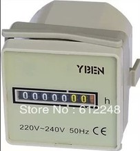 HM-2 Type Hour Meter 220V / Time Couter(China)