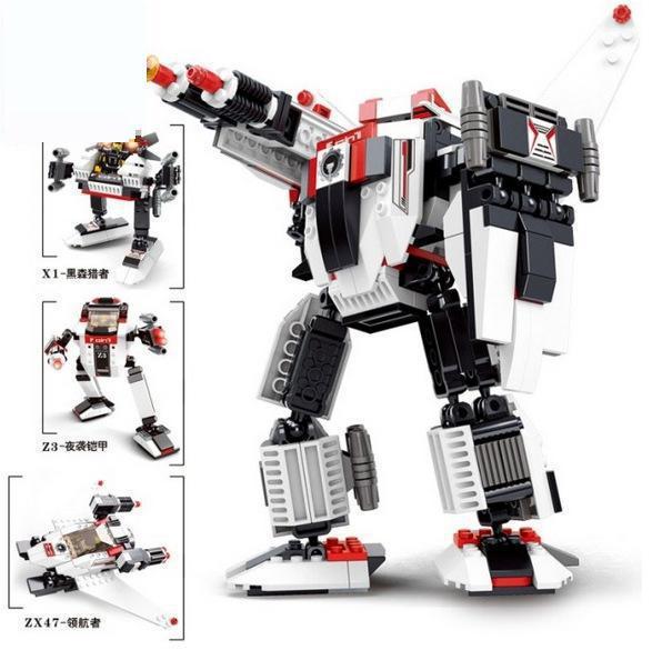 BOHS  Caston Toys Building Blocks 313pcs Particles<br><br>Aliexpress