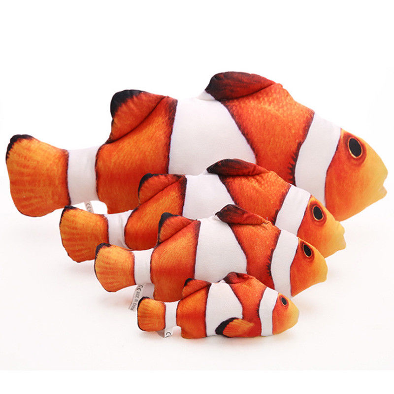 43. Clownfish HM13191-HM13194