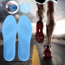 1 Pair Adjustable Foam Orthotic Insoles Summer Sports Shoe Pad Arch Support Cushion Pads Shoes Foot Care Massage Insole Pad