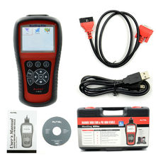 100% Original Autel Maxidiag Elite MD802 4 System 4 IN 1 Code Scanner MD 802 (MD701+MD702+MD703+MD704) + DS Model(China)
