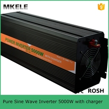 MKP5000-121B-C pure sine wave off grid inverter 5kw 12v 110v inverter,5kw inverter electronic inverter with charger